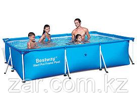 Детский бассейн Bestway 56404 (300*201*66 см)