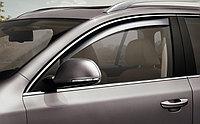 Дефлектора боковых окон Skoda Суперб 2012 передние