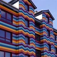Фасадные облицовочные плиты ROCKWOOL - ROCKPANEL Colours, фото 1