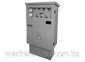 Шкаф управления электроприводом насоса групповых установок ШУЭНГ-55 (75, 160) с вакуумным контактором, с элект