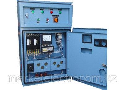 Блоки управления электроприводом станка-качалки, типовой БУЭСКН-М1-0,4/ХХ-У1 с блоком программным управлением.