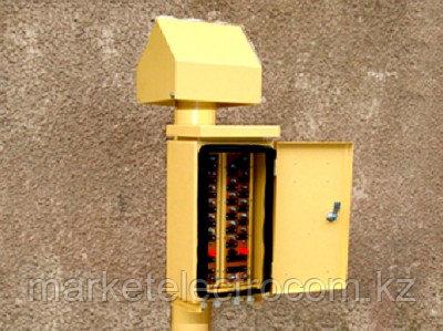 Блоки диодно-резисторные типа БДРМ-15/25-2 и стойки контрольно-измерительных пунктов серии СКИП-1(2) представл