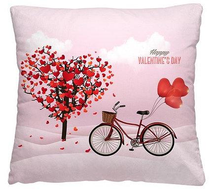 Декоративная подушка «Первое свидание»