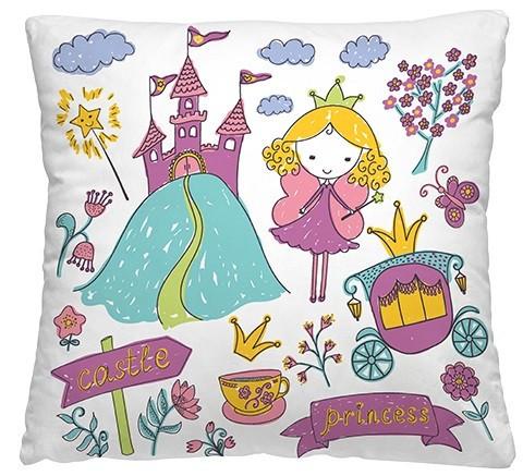 "Декоративная подушка ""Принцесса"""