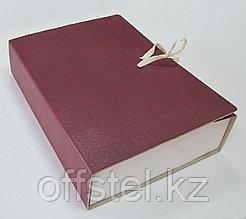 Папка из переплетного картона 100% покрытие бумвинилом (Арт.1540б)