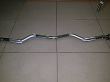 Гриф любительский EZ-образный 120 см, фото 3