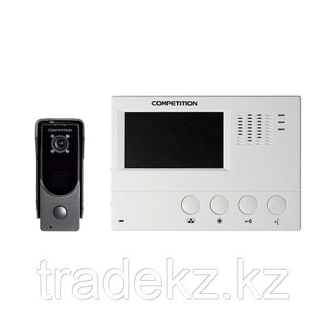 Комплект видеодомофона Competition SAC7DN-CK+MT392C-CK2, фото 2