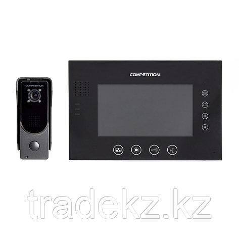 Комплект видеодомофона Competition SAC7DN-CK+MT670C-CK2S1, фото 2
