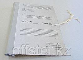 Папка из переплетного картона с гребешками (Арт.1564)