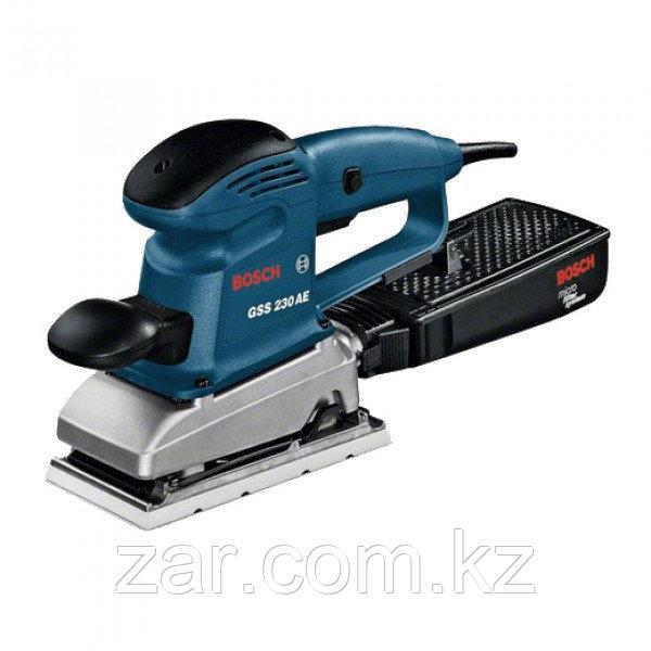 Вибрационная шлифовальная машина Bosch GSS 140 A 0601297085