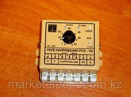 Реле напряжения электронное РНЭ-1М - микропроцессорное устройство защиты потребителей электрической энергии от