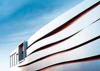 Фасадные облицовочные панели ROCKWOOL - ROCKPANEL Metallics, фото 1