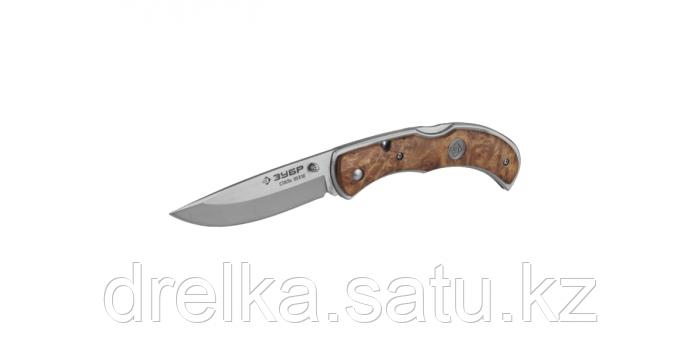 Нож складной ЗУБР, Норманн, фото 2