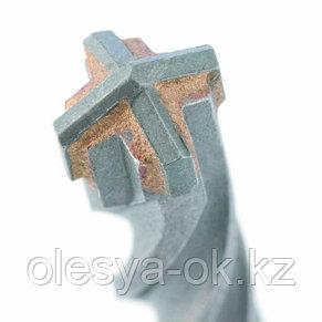 Бур по бетону 6 x 160 мм. MATRIX. 70636, фото 2