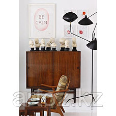 Напольная лампа Tripod lamp floor, фото 3