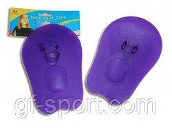 Лопатки для плавания пластиковые