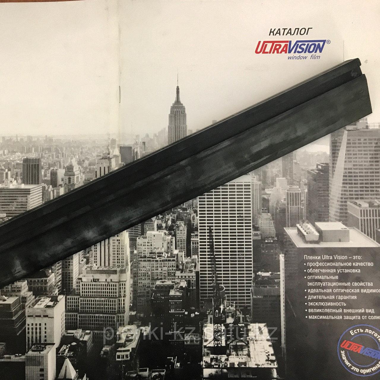 Черная резиновая выгонка Turbo (40см)