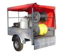 Оборудование для промывки канализации высоким давлением ROJET 50/120
