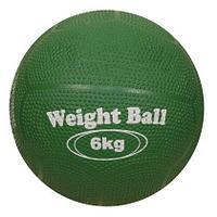 Медбол (медицинский мяч) 6 кг