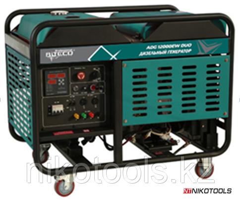 Дизельная электростанция Alteco Professional ADG 12000EW DUO