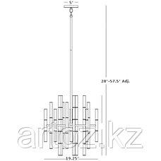 Люстра Meurice chandelier S, фото 3