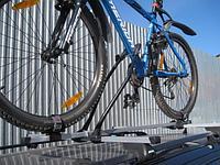 Крепление для перевозки велосипеда (алюм.) арт.8563