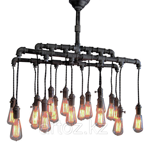 Люстра Industrial Chandelier-20