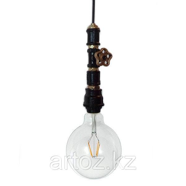 Лампа Industrial Pipe Lamp-1 (№1)