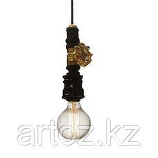 Лампа Industrial Pipe Lamp-1 (№1), фото 3