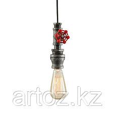 Лампа Industrial Pipe Lamp-1 (№1), фото 2