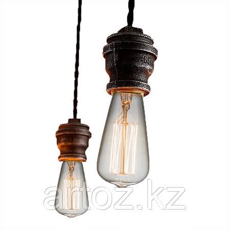 Лампа Industrial Pipe Lamp-1s (№2), фото 2