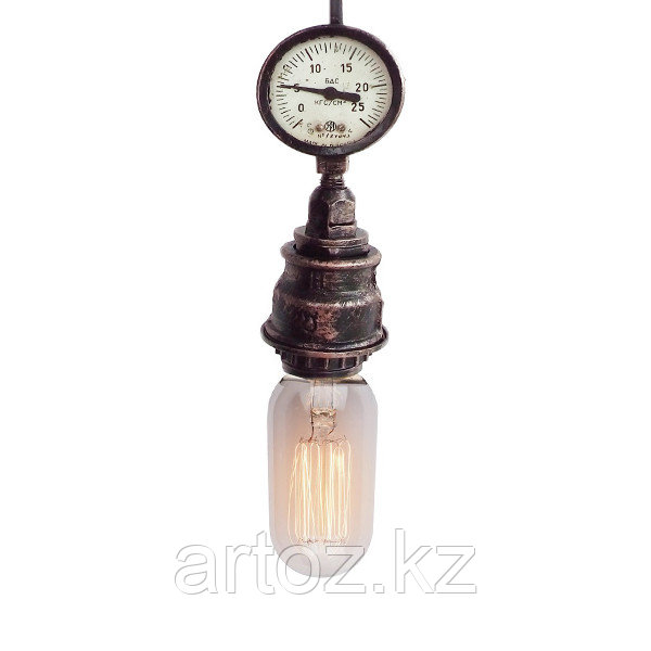 Лампа Industrial Pipe Lamp-1s (№2-2)
