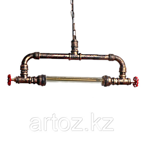 Лампа Industrial Pipe Lamp-1 L (№3), фото 2