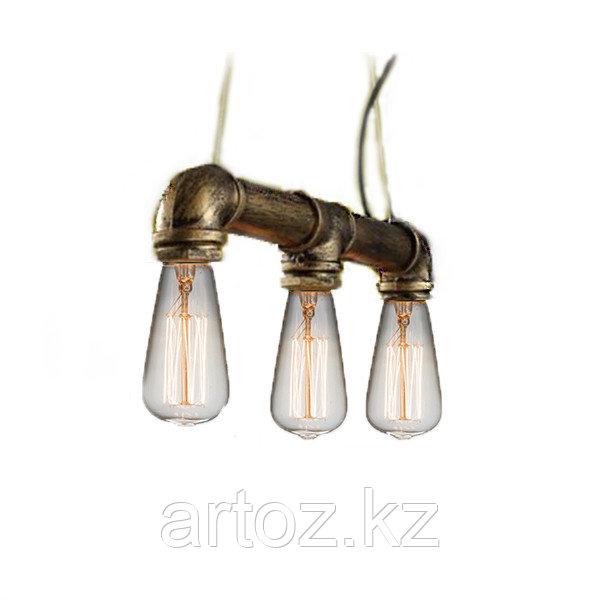 Лампа Industrial Pipe Lamp -3 (№4)