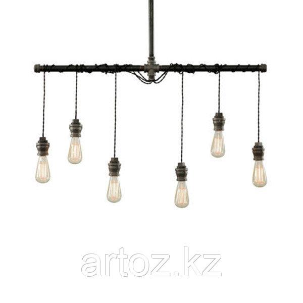 Люстра Industrial Pipe Vanity Light (№5)