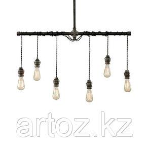 Люстра Industrial Pipe Vanity Light (№5), фото 2