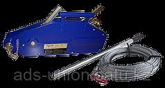 Лебедка мех. ZNL- 800, 0.8 т, c канатом 20 м (КНР усиленная)