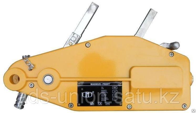 Лебедка мех. WRP3200, 3.2 т, c канатом 20 м MAGNUS PROFI ORIGINAL, фото 2