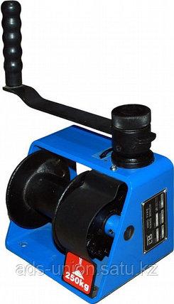 Лебедка механическая ручная гп 1000кг, фото 2