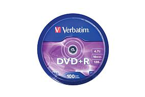 DVD+R 4.7GB Verbatim, фото 3
