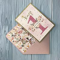 Изготовление открыток и конвертов
