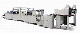 ZB-1100А - машина для производства заготовок для бумажных пакетов