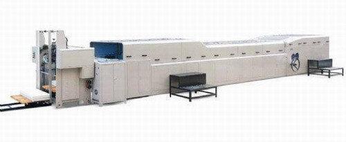 ZB-960C - оборудование для производства бумажных пакетов с квадратным дном