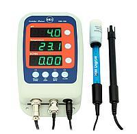 HM Digital HM-100 pH/EC/Temp монитор-контроллер HM100