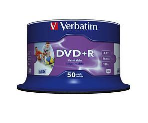 DVD+R 4.7GB Verbatim Printable, фото 2