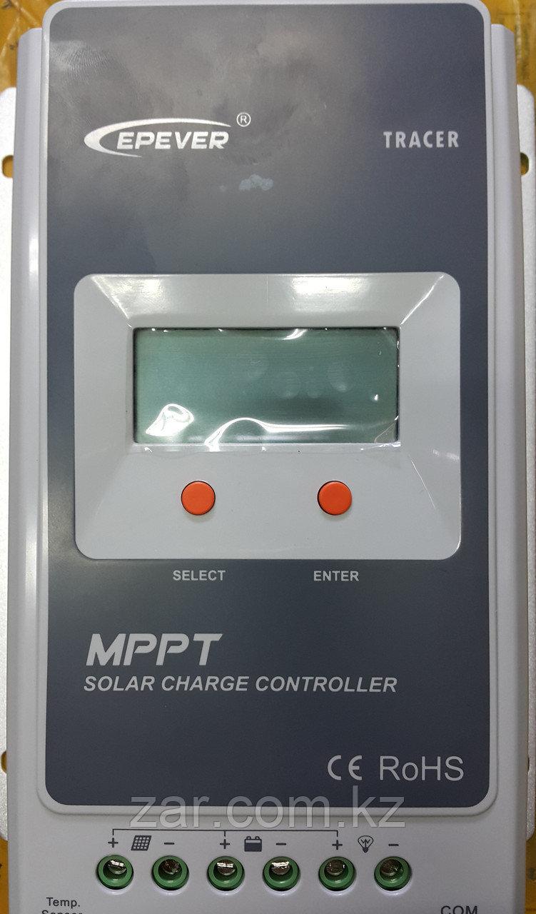 Контроллер заряда аккумуляторов солнечных систем Tracer 2210A-20A