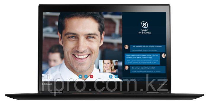 Notebook Lenovo ThinkPad X1 Carbon 20FB002URK