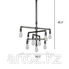 Люстра Industrial Chandelier-9 (№12-1), фото 2