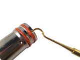 Крючок для снятия резинок латунный, фото 2