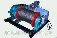 Лебедка электрическая ЛМТ гп 3тн канатоемкость 160м